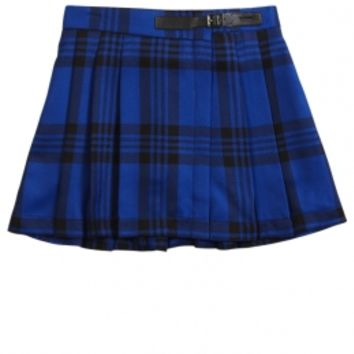 PLAID PLEATED SKIRT | GIRLS SKIRTS CLOTHES | SHOP JUSTICE