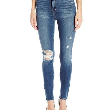 Joe's Jeans Women's Flawless Charlie High Rise Skinny Jean in, Tinley, 28