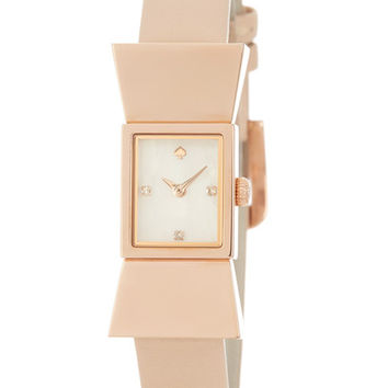 kate spade new york | women's carlyle leather watch | Nordstrom Rack
