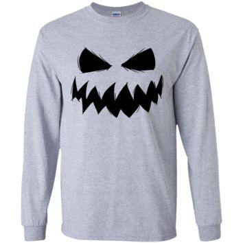smile of halloween pumpkin halloween T-Shirt