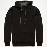 Billabong All Nighter Mens Hoodie Black  In Sizes
