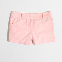 "Factory 3"" Oxford Short - solid - FactoryWomen's Shorts - J.Crew Factory"