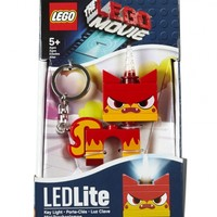 Lego Movie™ Angry Unikitty LED Keychain