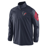 Nike Defender Hybrid Half-Zip (NFL Texans) Men's Training Jacket