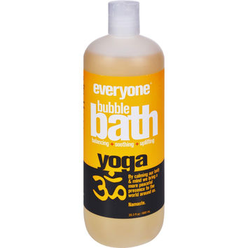 Eo Products Bubble Bath - Everyone - Yoga - 20.3 Fl Oz