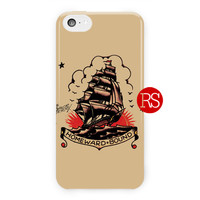 Sailor Jerry Tattoo Meanings For iPhone 5 / 5S / 5C Case