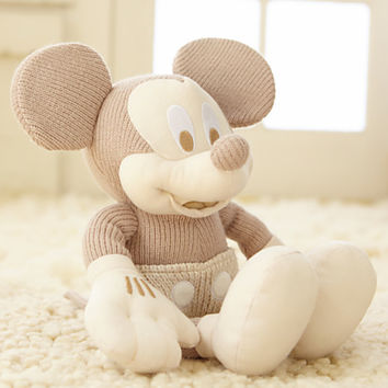 Disney Mickey Mouse Heirloom Plush for Baby - 15'' | Disney Store