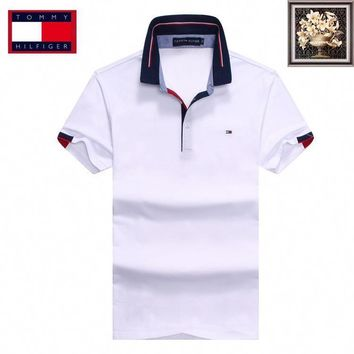 Tommy Hilfiger T-Shirt Top Tee-5