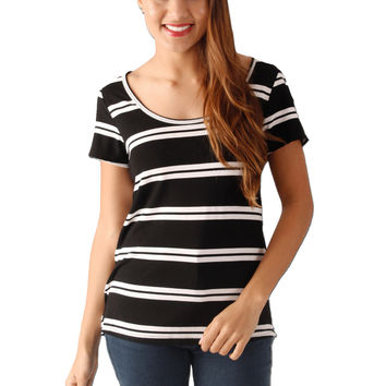 Dana Striped T-Shirt