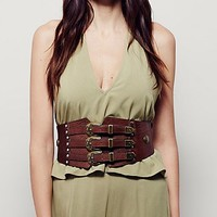 Lovestrength Womens Goddess Corset Belt
