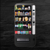 Vending Machine iPhone 4 and 5 Case