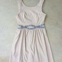 Moon Glow Party Dress