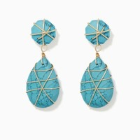 Sandriz Drop Earrings | Fashion Jewelry | charming charlie