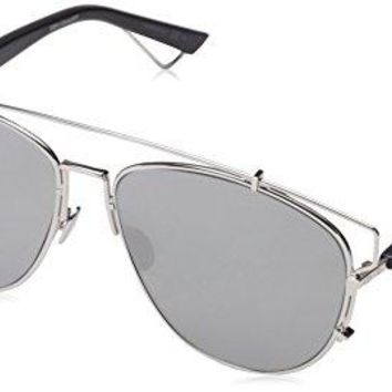 Dior Sunglasses Dior Technologic Sunglasses 84J0T Silver & Black 57mm