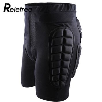 Unisex Sportswear Hip Padded Pad Shorts Protective Gear Cycling Protective Hip Anti-Slide Outdoor