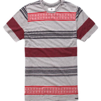 On The Byas Invader Rugby Jacquard Crew Tee at PacSun.com