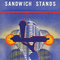 Harry Carpenter's Sandwich Stands, Hollywood 1942