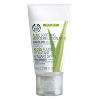 Aloe Soothing Moisture Lotion SPF 15 | The Body Shop ?-