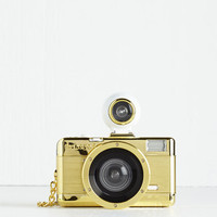 Lomography Fisheye No. 2 Camera in Gold