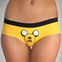 Adventure Time Jake Face Boyshorts