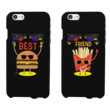 Burger and Fries Phone Cases