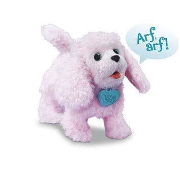 Hasbro - FurReal Friends Walkin' Puppie - Pretty Poodle