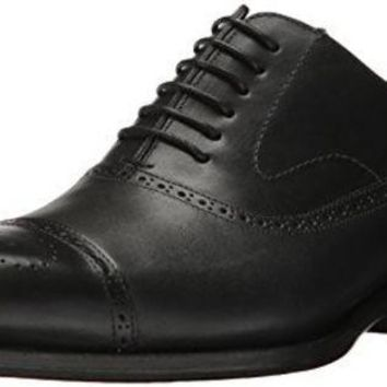 CREYON Mezlan Men's Alcala Oxford, Graphite, 9.5 M US