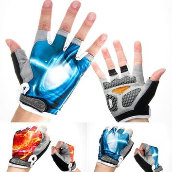 Riding Sports half Gloves Moisture absorption Tactical Mittens Glove for Bicycle Military Motorcycle