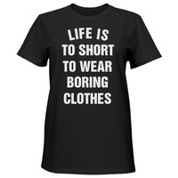 Don't wear boring clothes: Creations Clothing Art
