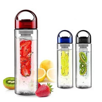 Fruitzola - The Fruit  Infuser Water Bottle with Handle by Good Living in Style