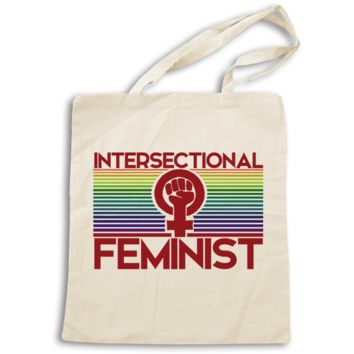 Intersectional Feminist Fist -- Tote Bag