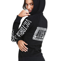 Graphic Fleece Hoodie - Victoria's Secret