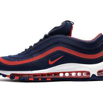 Nike Air Max 97 Navy Red White