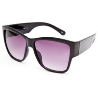 Full Tilt Carmen Sunglasses Black One Size For Women 24384610001
