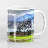 Scotland Mug by Haroulita | Society6