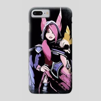 Beautiful XAYAH, a phone case by Dusan Naumovski