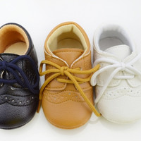 Leather Baby First Walkers Antislip First Walkers For Baby Boy Girl Genius Baby Infant Shoes