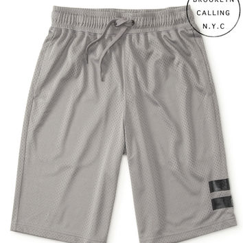 Brooklyn Calling Mesh Shorts