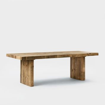 Emmerson® Reclaimed Wood Expandable Dining Table