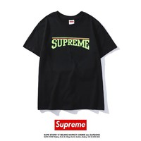 Cheap Women's and men's supreme t shirt for sale 501965868-0142