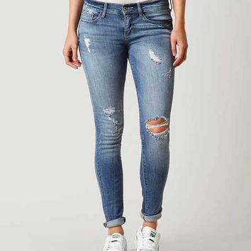 SNEAK PEEK SKINNY STRETCH JEAN