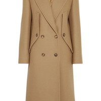 Michael Kors Collection - Double-breasted wool coat