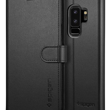 Spigen Wallet S Phone Case Free Shipping for Samsung Galaxy S9 Plus