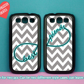 Chevron,Best friends,samsung galaxy S4 mini,samsung galaxy S3 mini,samsung galaxy S3 case,samsung galaxy s4 active case,samsung S4 case