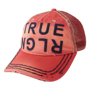 True Religion Brand Jeans Denim Baseball Cap | Nordstrom