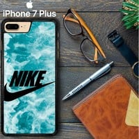 Nike Marble Blue Z4875 iPhone 7 Plus Case