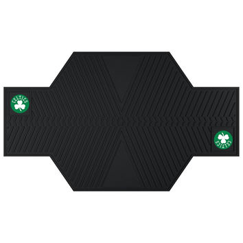 Boston Celtics NBA Motorcycle Mat (82.5in L x 42in W)