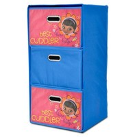 Disney® Doc McStuffins Collapsible 3-Drawer Storage Tower