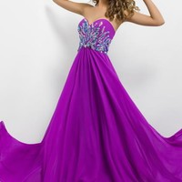 Blush 9710 at Prom Dress Shop