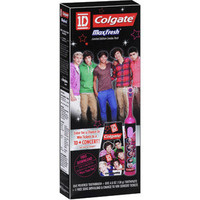Walmart: Colgate One Direction MaxFresh Toothbrush & Toothpaste Combo Pack